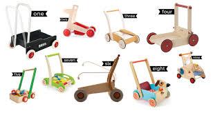 the best wooden baby walkers