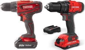 Craftsman V20 And Sears Craftsman 20v Cordless Power Tools