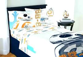 Star Wars Bed Sheets Queen Bedroom Sets Tie Fighter X Wing Set ...