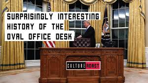 desk in oval office. The Surprisingly Interesting History Of Oval Office Desk In T