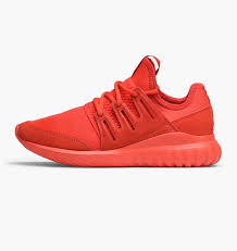 Radial Red Adidas Originals Tubular Radial Red Sneakers S80116 Caliroots