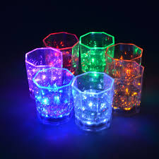Glass That Changes Color In Light Details About Led Light Wine Glass Color Changing Flashing Drinking Cup Colorful