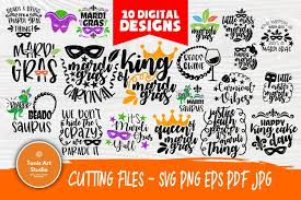 Free for commercial use no attribution required high quality images. Mardi Gras Svg Bundle 20 Funny Mardi Gras Quotes 455718 Cut Files Design Bundles