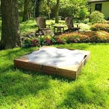 kidkraft activity sandbox with canopy backyard best outdoor