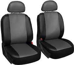 faux leather seat cover for toyota camry gray steering wheel belt pad head rests