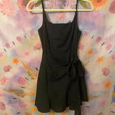 princess polly little black dress size US 0 which... - Depop