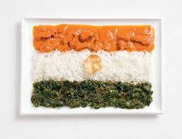 best national flag ideas images of  18 country s flags made from their most famous foods kerala represent cheerathoran