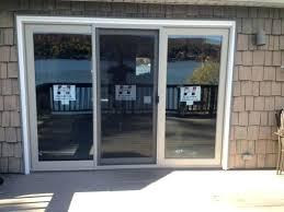 3 panel sliding patio doors door home depot