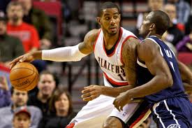 The nba is the premier. Head To Head Serge Ibaka And The Oklahoma City Thunder Finally Stop The Trail Blazers Lamarcus Aldridge Welcome To Loud City