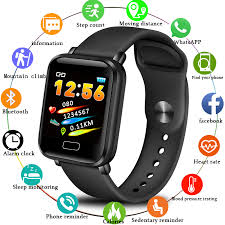 <b>LIGE Smart</b> Watch for Android