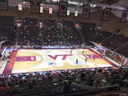 Cassell Coliseum Section 11 Rateyourseats Com