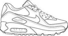 nike shoes drawing. basketball shoe drawing - google search nike shoes k