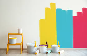 choosing paint colours for your home