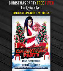 christmas party club and party flyer by exclusiveflyer on christmas party club and party flyer by exclusiveflyer