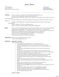 ... Java Developer Entry Level Software Engineer Resume Samples Vinodomia  Of Examples Example ...