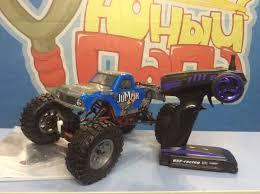 <b>Радиоуправляемый краулер HSP</b> Jumper Blue 4WD 1:16 в ...