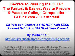 college composition clep study guides college composition  secrets to passing the clep the fastest easiest way to prepare pass the