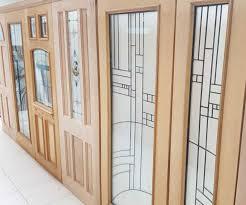 door supplier solid timber entry