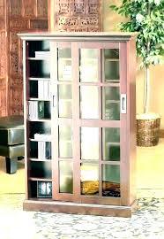 bookcase with sliding glass doors barn door bookshelf sliding glass door bookcase glass door bookshelves barn