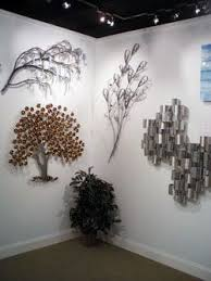 artisan house expanded its indoor outdoor wall art options inspired by nature including acacia floral oak and transcendent metal sculptures  on artisan house wall art with artisan house expanded its indoor outdoor wall art options inspired