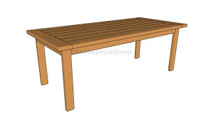 How To Make Kitchen Table How To Build A Kitchen Table Howtospecialist How To Build