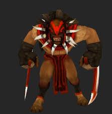 dota 2 strygwyr the bloodseeker minecraft skin