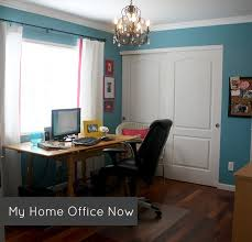 My home office 2016 My Home Office Now 413 Hooked On Houses Before After After My Home Offices Latest Makeover Hooked