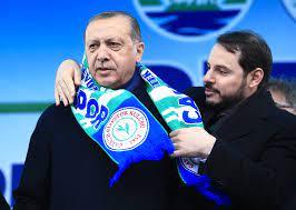 Krise in der Türkei: Familienkrach im Hause Erdogan