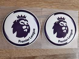 Best Badge: New 2019/2020 Pair of EPL Premier League Football Jersey  Iron-On Patch: Amazon.de: Sport & Freizeit