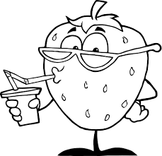 Easy Cartoon Coloring Pages At Getdrawingscom Free For Personal