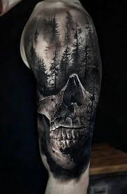 мужские татуировки лучшие места нанесения значения тату