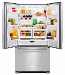 kitchenaid refrigerator freezer leaking water kitchen ideas