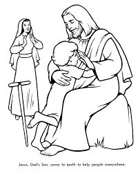 Small Picture Free Printable Bible Coloring Pages For Kids