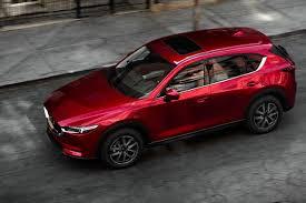 2017 Mazda CX-5 vs. 2018 Toyota RAV4   Cox Mazda