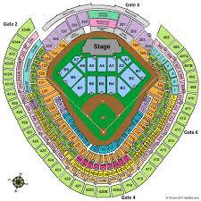 Yankee Stadium Tickets And Yankee Stadium Seating Chart