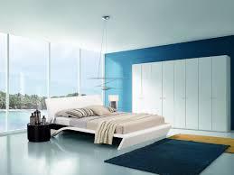 Modern Bedroom Lights Contemporary Eastern King Platform Bed W Lights