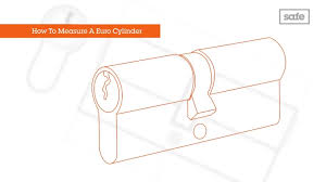 Euro Cylinder Size Chart How To Measure A Euro Cylinder