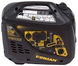 Firman 2,100 W Gas Powered Inverter Generator W01781