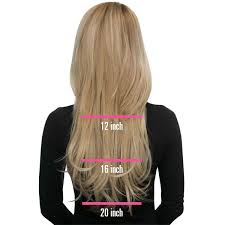 How To Choose Your Length Of Hair Extensions Lox Hair