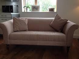 John Lewis Living Room Furniture Unwanted John Lewis Molly Sofa Brand New Soft Pink With Dark