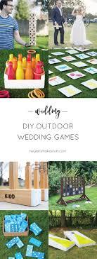 Wedding Decorations Re Diy Outdoor Wedding Games Hanging Wedding Decorations Cheap