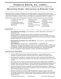 Sample Resume Cover Letters Monster New Nurse India Nu S Sevte