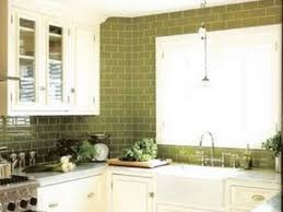 kitchens with white cabinets and green walls.  Cabinets 4 Photos Gallery Of Kitchen Designs With Tile Backsplash White Cabinets To Kitchens With And Green Walls A