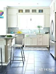 kitchen floor tile ideas with white cabinets tile kitchen floor ideas kitchen floor tile ideas with