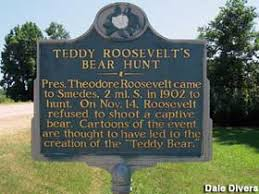 「theodore roosevelt and teddy bears」の画像検索結果