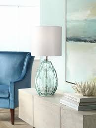 full size of lamp fillable glass lamps base unique rita blue green accent table