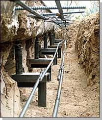 foundation repair san diego. Simple Foundation When The Soils Supporting Your Foundation System Are Not Providing Adequate  Support Underpinning May Be Necessary In Foundation Repair San Diego T