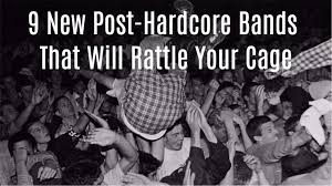 New post hardcore bands