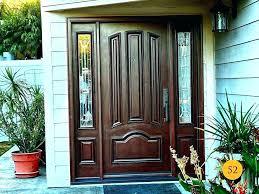 front door with sidelights front door sidelight replacement glass front door with sidelights s s front door