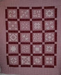 71 best Chicken scratch quilts images on Pinterest | Embroidery ... & Hand Embroidered
